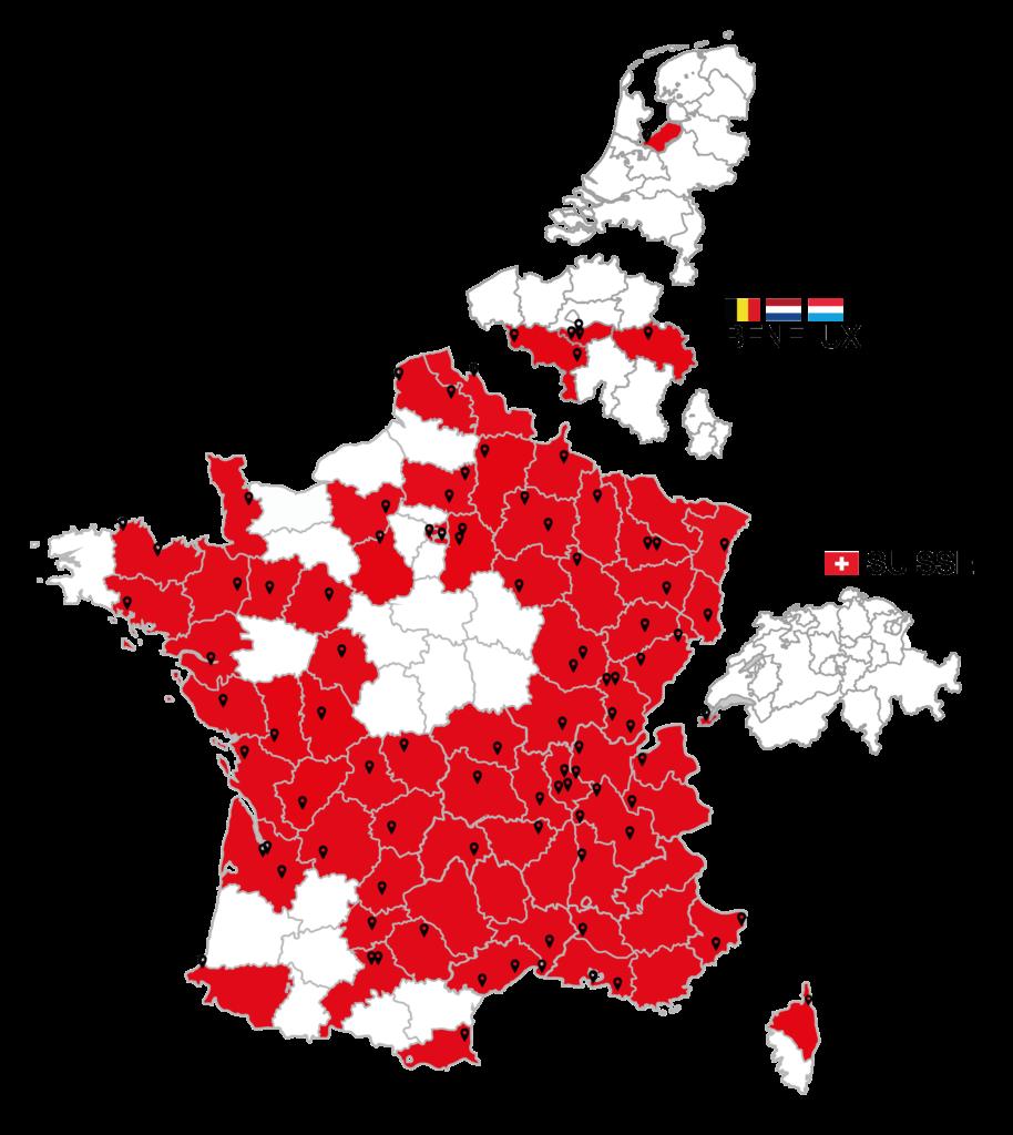 agences xefi europe